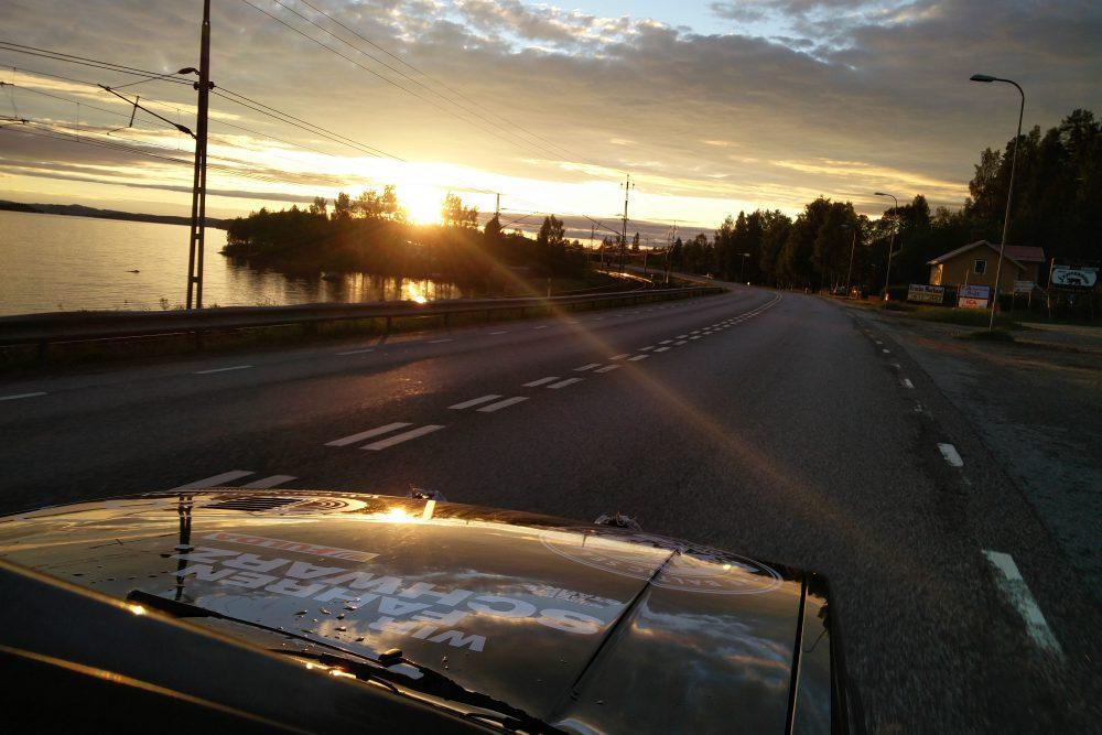 Ein wilder Ritt von 1032km durch das Herz Schwedens - CO2mpensio